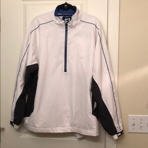 Men's Waterproof FootJoy DryJoy Rain/Golf Jacket L